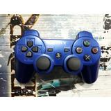 Control Azul Original Para Play Station 3,funcionando Perfer