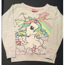 Sudadera My Little Pony Pijama Mi Pequeño Pony Dama Kawaii