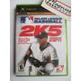 Major League Baseball 2k5 Para Xbox Primera Gen Baseball