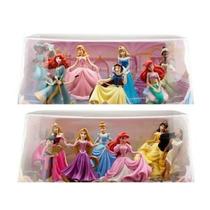 Bundle - 2 Artículos: Disney Princess Mini-figura Reproducir