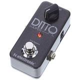 Tc Electronic Ditto Pedal Looper Mini