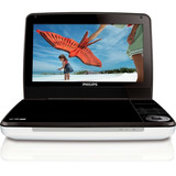 Dvd Portatil Recargable 9 Pulg Led Multiregion Y Mp3 Oferta