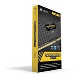 Memoria Ram Ddr4 16gb Pc Gamer Corsair Vengeance Disipador Amd Ryzen Intel Oc Dimm Alto Desempeño