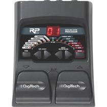 Pedalera Multiefectos Para Guitarra Digitech Rp55
