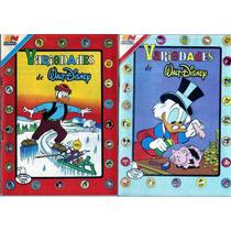 Historietas De Walt Disney, Novaro Serie Aguila