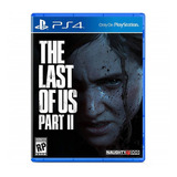 Videojuego The Last Of Us 2 Playstation 4 Ps4 /u