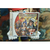 Soul Fighter Para Sega Dreamcast Completo