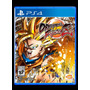 Dragon Ball Fightersz Fighter Z Playstation4 Ps4