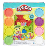 Play Doh Números, Letras Y Diversion  Hasbro