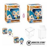 Funko Pop Dragon Ball Vegeta Powering Glow Chalice Exclusive