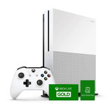 Xbox One S 1tb 4k Hdr  + Xbox Game Pass Y Xbox Live Gold