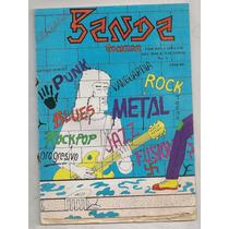 Revista Conecte Banda Rockera Especial Rock México 1985