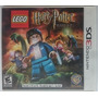 3ds Lego Harry Potter Years 5-7 $265 Pesos - Seminuevo V / C