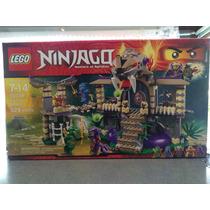Lego 70749 Ninjago Enter The Serpent 529 Piezas.