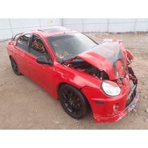 Dodge Neon Srt-4 2004 Chocado Se Vende Completo O En Partes