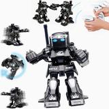 Robot Batalla Control Remoto 2.4ghz 2canales Juguete Niños