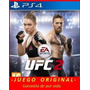 Ufc Ea Sports 2 Ps4 Juga Con Tu Usuario Entrego En 2 Minutos