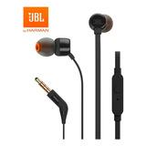 Audífonos Jbl Pure Bass Con Cable Y Micrófono 3,5mm