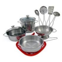 Ollas Y Sartenes De Metal Cocina Artículos Para Cocinar Play