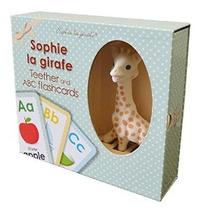 Vulli Sophie La Jirafa Mordedor Y Flashcards Set