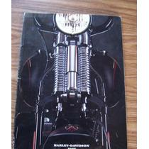 Harley-davidson-motos-libro Año 2009-usa-ilust-color-inglés