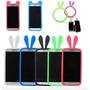 Mayoreo Bumper Silicon Universal 5 Colores Smartphone 12 Cm