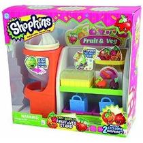 Shopkins Set De Frutas Y Vegetales Fruit And Veg Envio Dhl