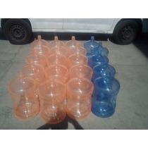 Garrafones De Plastico De 19 Lts. Para Agua Purificada
