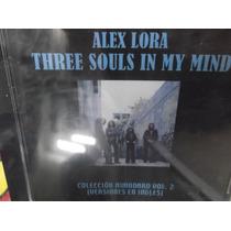 Three Souls In My Mind Avandaro Vol 2 Cd Nuevo Sellado