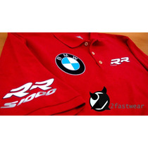 Playera Tipo Polo Bmw S1000 Rr