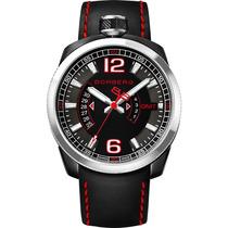 Bomberg Bolt-68 Gmt 45mm Piel Reloj Bolsillo Bs404 Diego:vez
