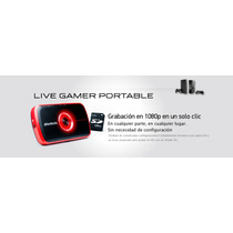 Capturadora Avermedia Live Gamer Portable Hd Externo C875