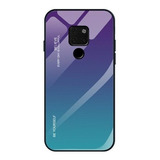 Funda Cristal Case Cover Huawei + Vidrio Templado De Regalo Envio Gratis