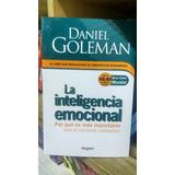 Libro La Inteligencia Emocional- Daniel Goleman Original