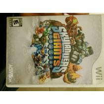 Skylanders Para Nintendo Wii