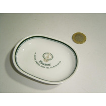 Antiguo Plato De Porcelana De Alemania Platito Decorativo