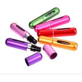 Atomizador Elegante 13 Colores Para Viaje Rendidor Portatil