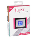 Reproductor Mp3 8gb Fit Clip Plus