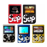 Mini Consola Tipo Game Boy Sup 400 Games 10 Pzas