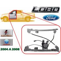 04-08 Ford Lobo Elevador Electrico Con Motor Lado Izquierdo
