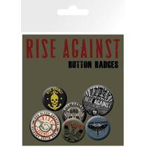 Rise Against Placa - Estrechar Las Manos Paquete Música Roc