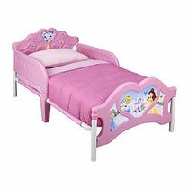 Cama Camita Infantil 3d Niña Disney Princesas