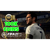 100k Fifa 21 Ultimate Team Xbox One / Series X (mo)(ne)(das)