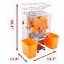 Exprimidor De Naranjas Autom�tico Extractor Industrial Jugo