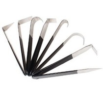 2013newestseller 8pcs / Lot Cuchillos De Acero Herramienta D