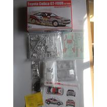 Aoshima 1/24 Toyota Celica Gt-four St165 1989 Australia Rall