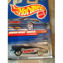 Hot Wheels 95 Camaro (crunch) Del Año 1997