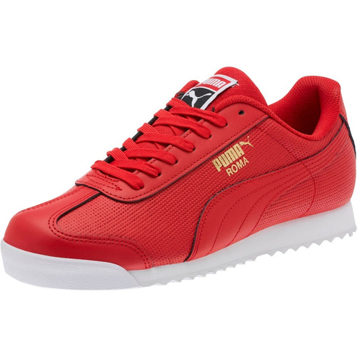 da4523025 Tenis Puma Roma Perf Jr 363935-03