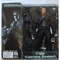 T-800 Cyberdyne Showdown Terminator 2 Judgment Day