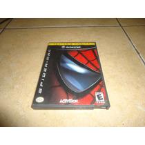 Spider-man Nintendo Gamecube Hombre Araña + Completo +++